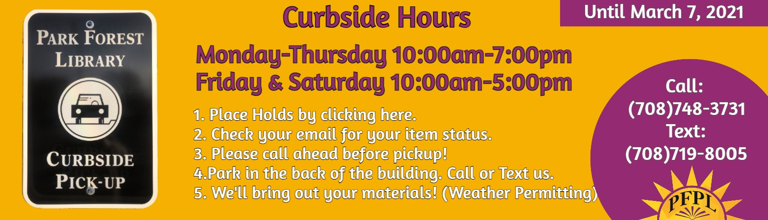 Curbside Hours