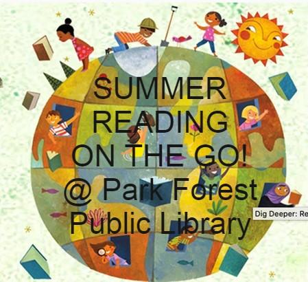 SUMMER READING FRIDAYS!