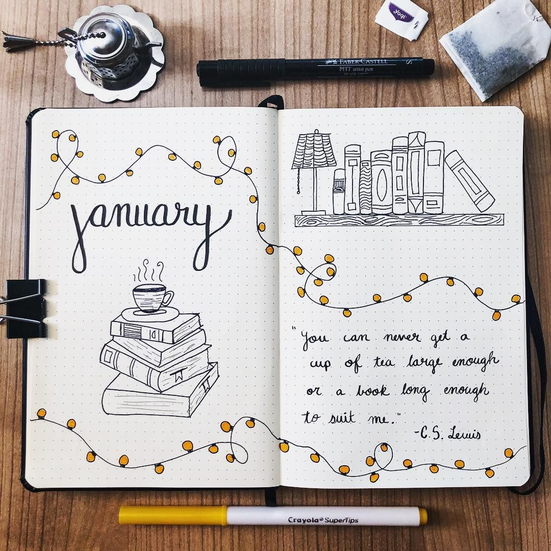 (Virtual) Intro to Bullet Journaling