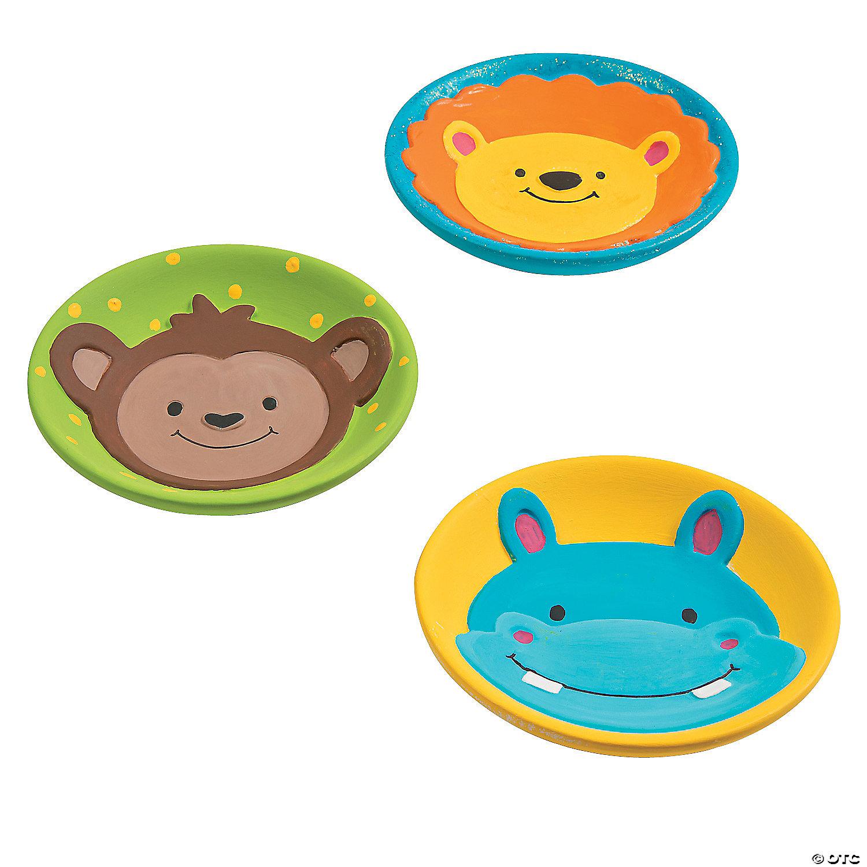 Wild Things: Mini Animal Bowls