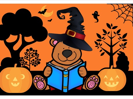 VIRTUAL SILLY SPOOKY STORYTIME with Ms. Nikki
