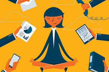 (Virtual) 12 Simple Steps to Manage Your Stress Workshop